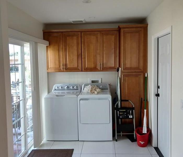 A Laundry Room Made to New After