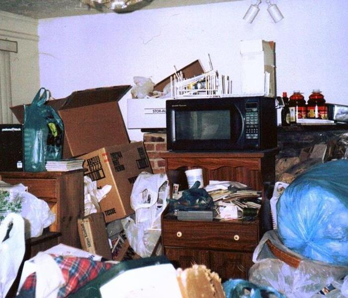 Biohazard Impact Of Hoarding on Living Conditions