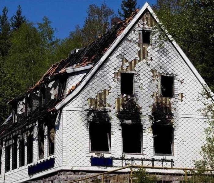 Fire Damage Why DIY is Not a Good Option for Fire Damage Restoration?